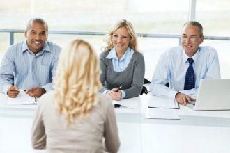 Job interview.  Businesswoman having a job interview.   [url=http://www.istockphoto.com/search/lightbox/9786622][img]http://dl.dropbox.com/u/40117171/business.jpg[/img][/url]