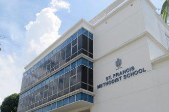 Trung học Phổ thông St. Francis Methodist School