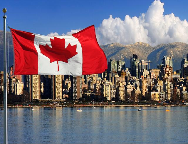 dat nuoc Canada
