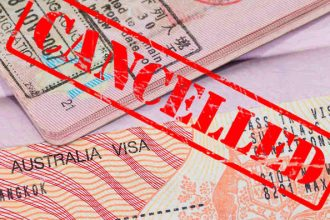 Visa-Australia-cancellation