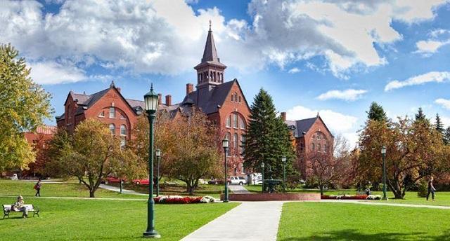 The- University -of- Vermont