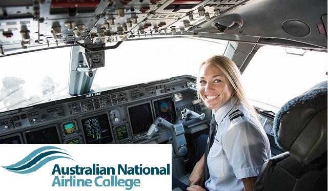 trường hàng không quốc gia úc